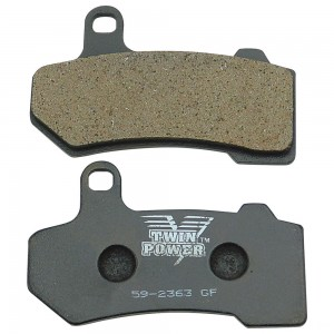 Twin Power X-Stop Sintered Front / Rear Brake Pads - HD6018-CU7 | |  Hot Sale
