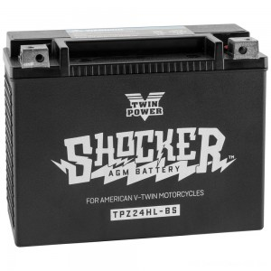 Twin Power Shocker Battery - TPZ24HL-BS | |  Hot Sale