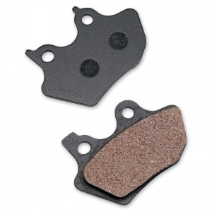 Lyndall Brakes Z-Plus Brake Pads Front or Rear - 7195-Z+ | |  Hot Sale