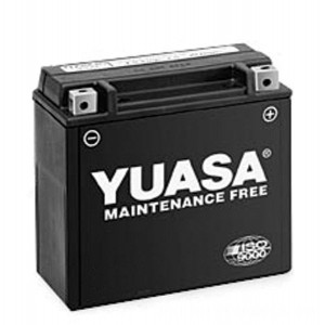 Yuasa High-Performance Maintenance Free Battery - YTX24HL-BS replaces type Y50-N18L-A | |  Hot Sale