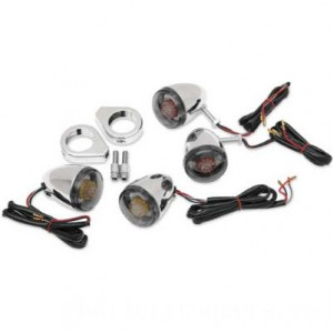 J&P Cycles Deuce Style LED Turn Signal Kit | |  Hot Sale