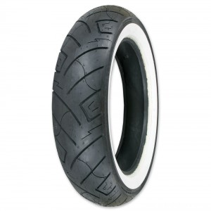 Shinko 777 130/90-16 Wide Whitewall Front Tire - 87-4586 | |  Hot Sale