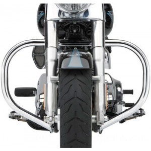 "Cobra Standard Chrome 1-1/4"" Freeway Bars - 601-2101 