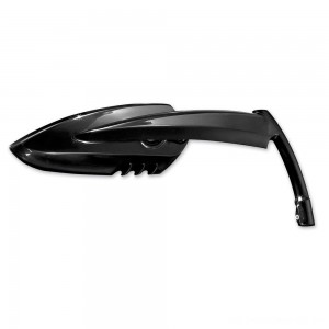 Kuryakyn Gloss Black Scythe Mirror Set - 1760 | |  Hot Sale