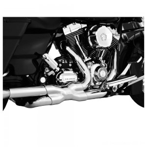 Vance & Hines Power Duals Exhaust Chrome - 16832 | |  Hot Sale
