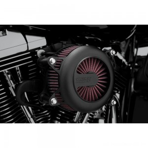 Vance & Hines VO2 Rogue Air Cleaner Kit Black - 40073 | |  Hot Sale