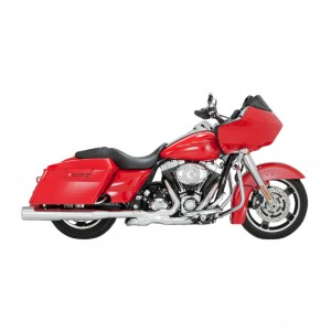 Vance & Hines Hi Output Slip Ons Chrome with Chrome End Caps - 16455 | |  Hot Sale