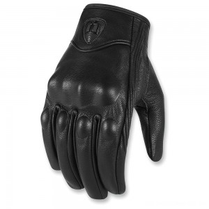 ICON Men's Pursuit Black Gloves - 3301-3386 | |  Hot Sale