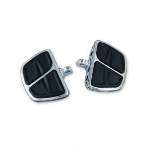 Kuryakyn Chrome Kinetic Mini Floorboard - 7610 | |  Hot Sale