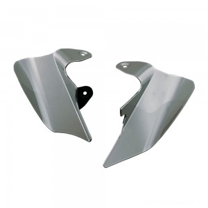 Kuryakyn Saddle Shield Air Deflectors - 1188 | |  Hot Sale