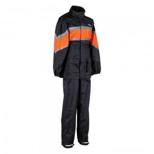 J&P Cycles Two-Piece Top Quality Rain Suit | |  Hot Sale