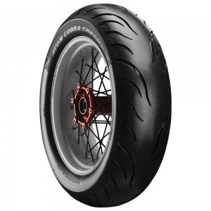 Avon AV92 Cobra Chrome 240/40VR18 Rear Tire - 4120211 | |  Hot Sale