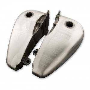 J&P Cycles Extra-Capacity Fat Bob Gas Tanks | |  Hot Sale