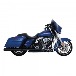 Vance & Hines Dresser Duals Exhaust Black - 47651 | |  Hot Sale