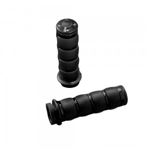 Kuryakyn Motorcycle Specific Black ISO Grips - 6320 | |  Hot Sale