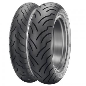 Dunlop American Elite 180/65B16 81H Rear Tire - 45131267      Hot Sale