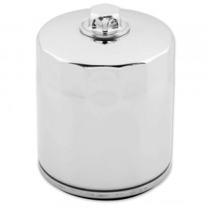 Twin Power Chrome Oil Filter with Nut - JO-M149C      Hot Sale