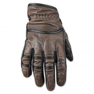 Speed and Strength Rust and Redemption Distressed Dark Brown Gloves - 878624 | |  Hot Sale
