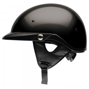 Bell Pit Boss Black Half Helmet - 2033199 | |  Hot Sale