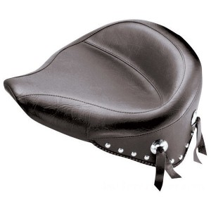 Mustang Wide Studded Solo Seat - 76179 | |  Hot Sale