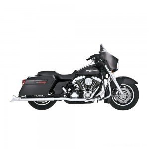 Vance & Hines Dresser Duals Exhaust Chrome - 16799 | |  Hot Sale