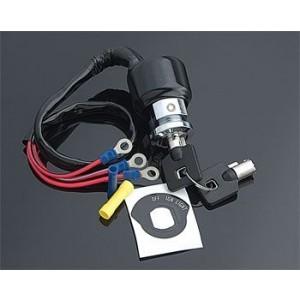 Twin Power Custom Round Key Ignition Switch - 21-5544      Hot Sale