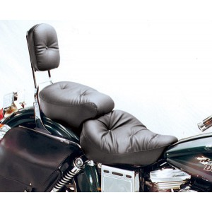 Mustang One-Piece Wide Regal Touring Seat - 75531 | |  Hot Sale