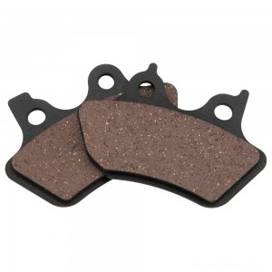Twin Power Organic Front / Rear Brake Pads - 592361 | |  Hot Sale