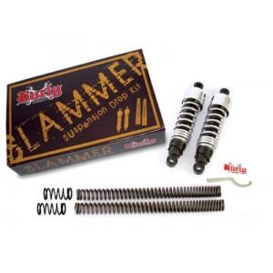 Burly Brand Chrome Slammer Kit - B28-1004 | |  Hot Sale