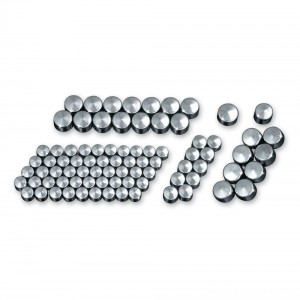 Kuryakyn Chrome Kool Kaps Engine Kit - 2450 | |  Hot Sale
