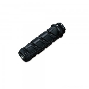 Kuryakyn Black Kinetic Grips - 6353 | |  Hot Sale