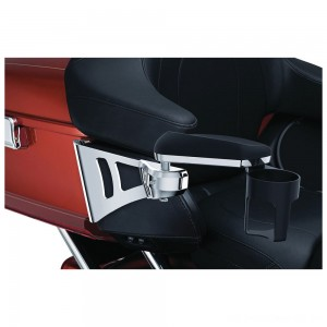 Kuryakyn Stealth Passenger Armrests for Tour Pak - 8955 | |  Hot Sale