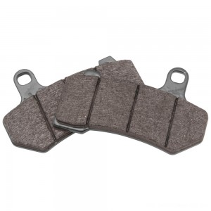 Lyndall Brakes Xtreme Front/Rear Brake Pads - 7254-X XTREME | |  Hot Sale