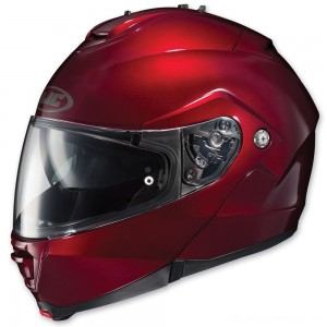 HJC IS-MAX II Wine Modular Helmet - 980-264 | |  Hot Sale