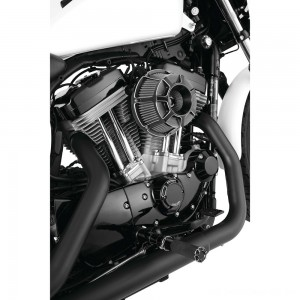 Arlen Ness Inverted Sucker Beveled Black Air Cleaner Kit - 18-919 | |  Hot Sale
