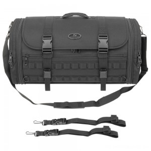 Saddlemen TR3300DE Tactical Deluxe Rack Bag - EX000043A | |  Hot Sale