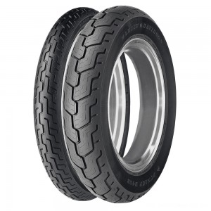 Dunlop D402 MU85B16 Rear Tire - 45006025 | |  Hot Sale