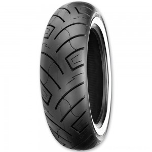 Shinko 777 130/90-16 Wide Whitewall Rear Tire - 87-4595 | |  Hot Sale