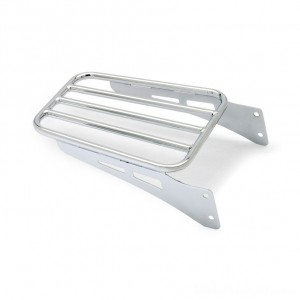 Cobra Tubed Sissy Bar Luggage Rack - 02-3500 | |  Hot Sale