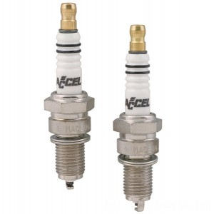ACCEL Platinum Y2418P Spark Plug Pair - Y2418P | |  Hot Sale