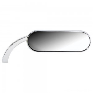 Arlen Ness Chrome Mini Oval Micro Mirrors (Sold Individually) - 13-407 | |  Hot Sale