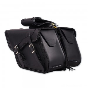 Dream Apparel Saddlebag & Accessory Plain Throwover Zip-Off Saddlebags - SD4065-NS-PV | |  Hot Sale
