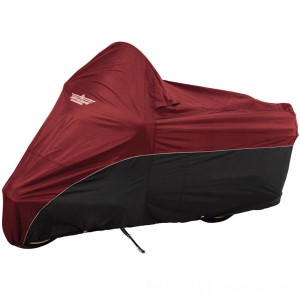 UltraGard Cranberry/Black Bike Cover - 4-472AB-XL | |  Hot Sale