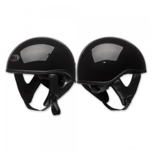 Bell Pit Boss Sport Gloss Black Half Helmet - 7080701 | |  Hot Sale