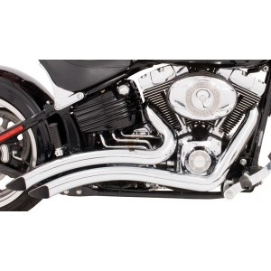 Freedom Performance Chrome Sharp Curve Radius System - HD00210 | |  Hot Sale