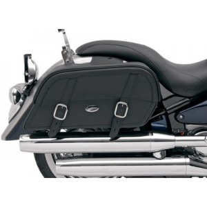 Saddlemen Slanted Drifter Saddlebags - Extra Jumbo - 35010321 | |  Hot Sale