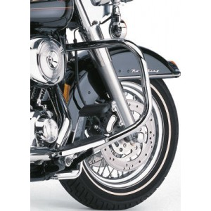 "Cobra Fatty Chrome 1-1/2"" Freeway Bars - 601-2203 