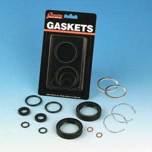 Genuine James Front Fork Seal Rebuild Kit - JGI-45849-84 | |  Hot Sale