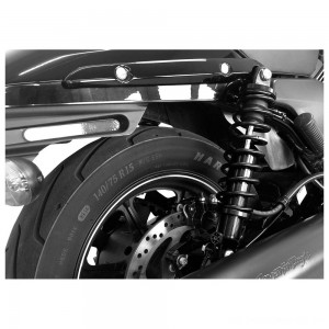 "Legend Suspension REVO-A Black 12"" Heavy Duty Adjustable Shocks - 1310-1186 
