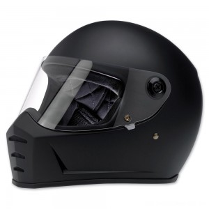 Biltwell Inc. Lane Splitter Flat Black Full Face Helmet - 1004-201-104 | |  Hot Sale